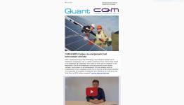 Quant 63 - NEDU & CQM helpen de energiemarkt met betrouwbare allocatie