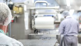 Process control in the food industry