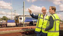 Smart image recognition makes rail inspection five times more efficient